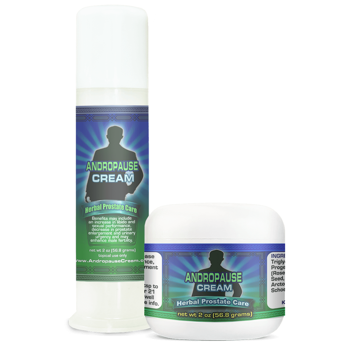 Best Natural Andropause Cream Supplements for Men